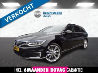 "Volkswagen Passat Variant GTE 1.4 TSI Highline Navi! Adaptive Cruise! Massage! 19""Inch! Carplay! Lane Assist!"
