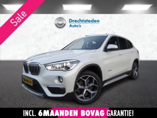 "BMW X1 sDrive20i Centennial High Executive Panodak! Headup! Keyless! Leer! Adaptive Cruise! Camera! 18""Inch! 1ste Eigenaar!"