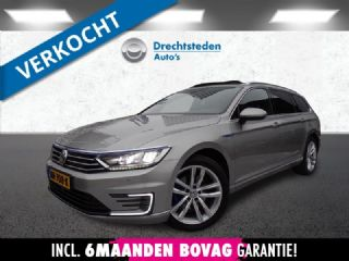 Volkswagen Passat GTE Panodak! Leer! Virtual! Dynaudio! Memory! 360°Camera! Massage! Adaptive Cruise!
