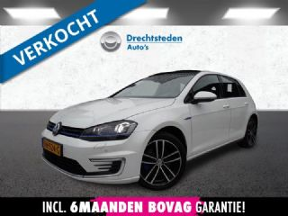 Volkswagen Golf GTE Panodak! Leer! Keyless! Camera! Adaptive Cruise! Carplay!