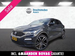 "Volkswagen T-Roc 1.0 TSI New 19""Inch! LED! Lane Assist! Getint Glas! 1ste Eigenaar!"