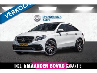 Mercedes-Benz GLE 63S AMG Coupé Panodak! Massage seats! Keyless! 22