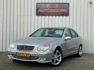 Mercedes-Benz C-Klasse 180 K. Avantgarde Facelift Automaat
