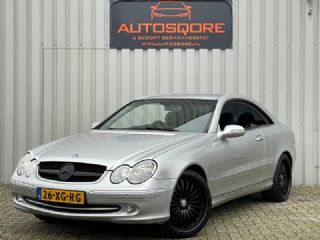 Mercedes-Benz CLK-Klasse Coupé 200 K. Elegance Automaat