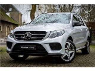 Mercedes-Benz GLE 500 e 4MATIC AMG Airmatic Head Up