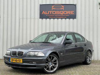 BMW 3 Serie 316i Leder NAP