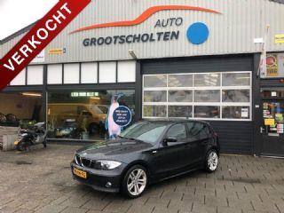 BMW 1 Serie 2.0 D 118 Let op motor slaat niet aan !!!!!