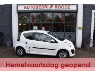 Citroen C1 1.0 12V White Flower AIRCO,LED,TOP STAAT!