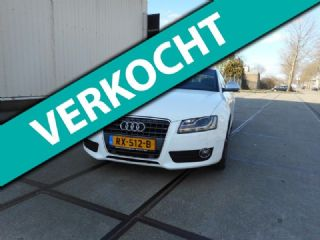 Audi A5 occasion - Autohandel O.N.S.