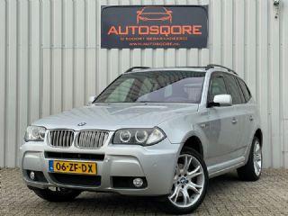 BMW X3 3.0sd High Executive M-Pakket NAP
