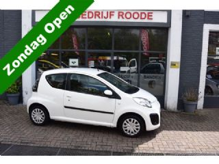 Citroen C1 1.0 12V Exclusive LED,AIRCO,NIEUW MODEL!