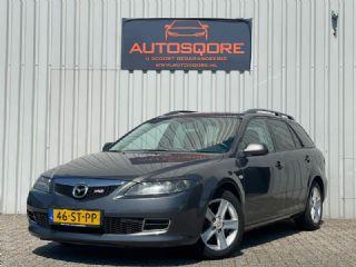 Mazda 6 Sportbreak 2.0i SVT Touring NAP