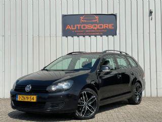 Volkswagen Golf Variant 1.6 TDI Comfortline BlueMotion