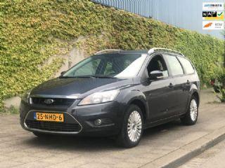 Ford Focus Wagon 1.8 Limited Flexi Fuel