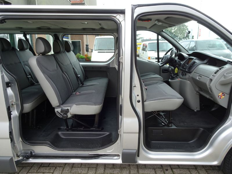 Tylko na zewnątrz Opel Vivaro - VERHUUR BUS / TEHUUR VAKANTIE ???? - 2014 - Diesel HM68