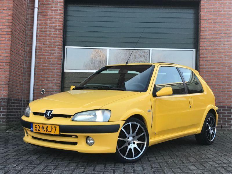 Peugeot 106 11 Xtx Stuurbkr Electr Pakket Lmv Nieuwe