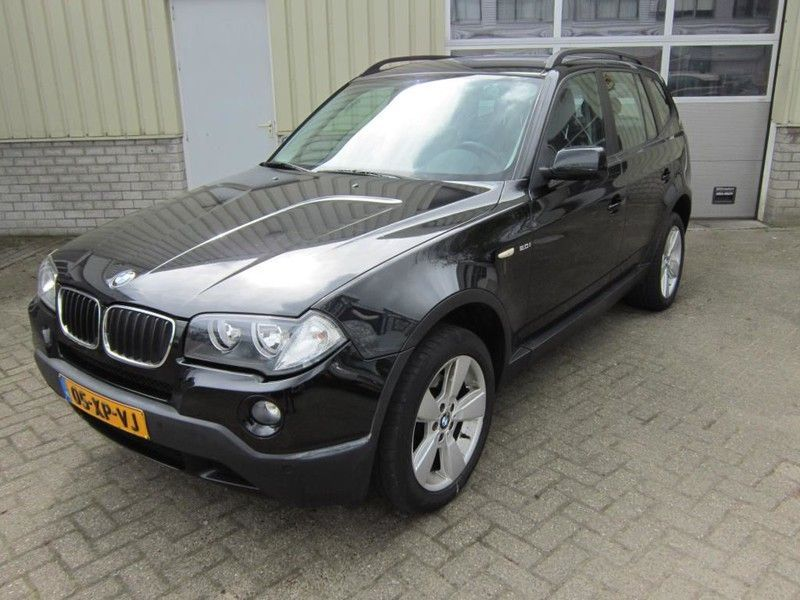 BMW X3 occasion - Dealer Cars Purmerend