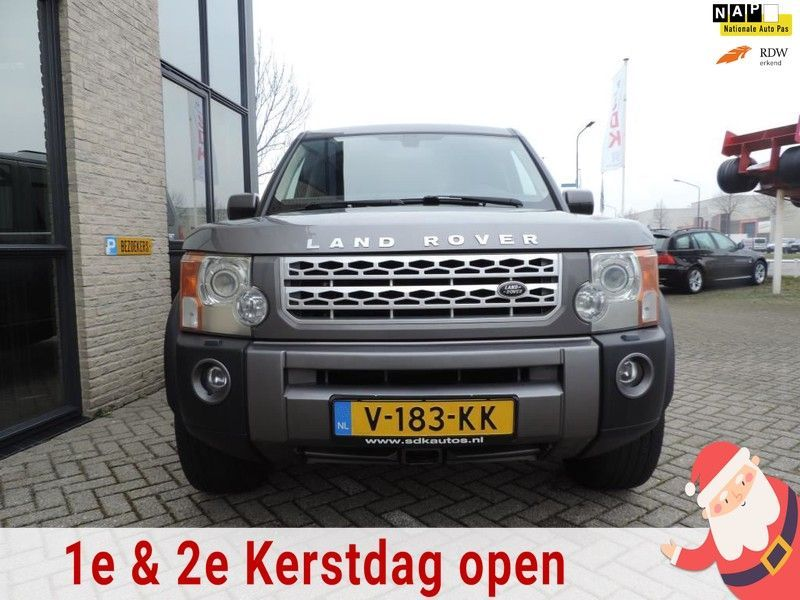 Land-Rover Discovery 2.7 TdV6 S VAN Marge Automaat 225pk