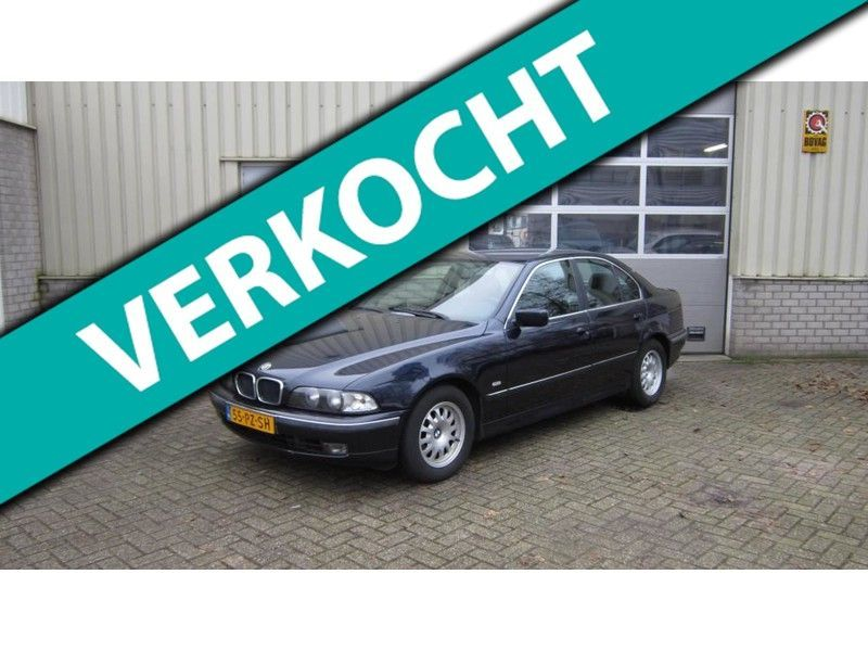 BMW 5 Serie occasion - Dealer Cars Purmerend
