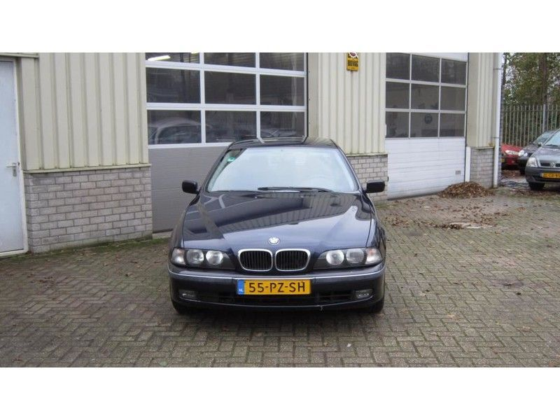 BMW 5-Serie occasion - Dealer Cars Purmerend