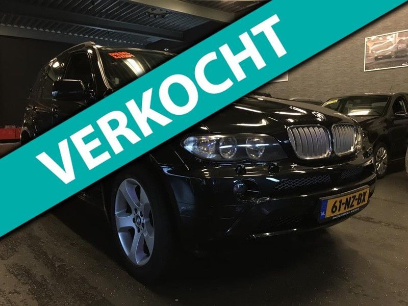 BMW X5 3.0d High Executive Zeer nette Bom Volle Opties