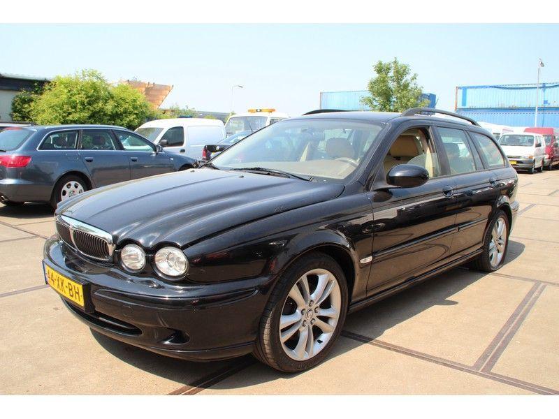Jaguar X-Type - Estate 2 5 V6 / AIRCO / APK / BJ2007