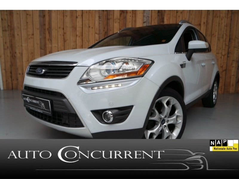 Ford Kuga occasion - Auto Concurrent