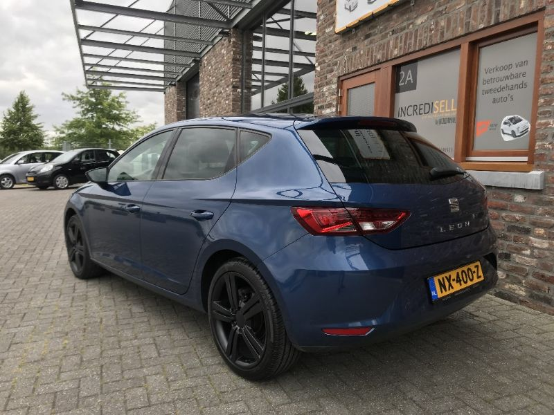Seat Leon occasion - Incredisell Occasions