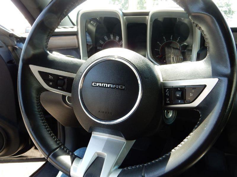 Chevrolet Camaro 36 V6 Aut Rally Sport Leder 2010 Benzine