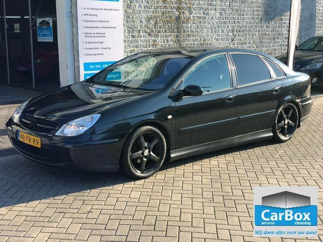 Citroen C5 occasion - CarBox Cleaning