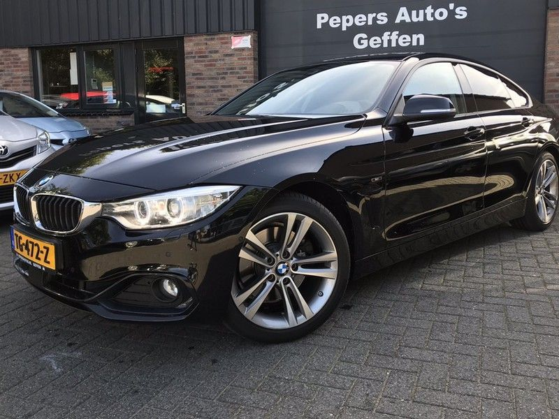 BMW 4 Serie occasion - Pepers Auto's
