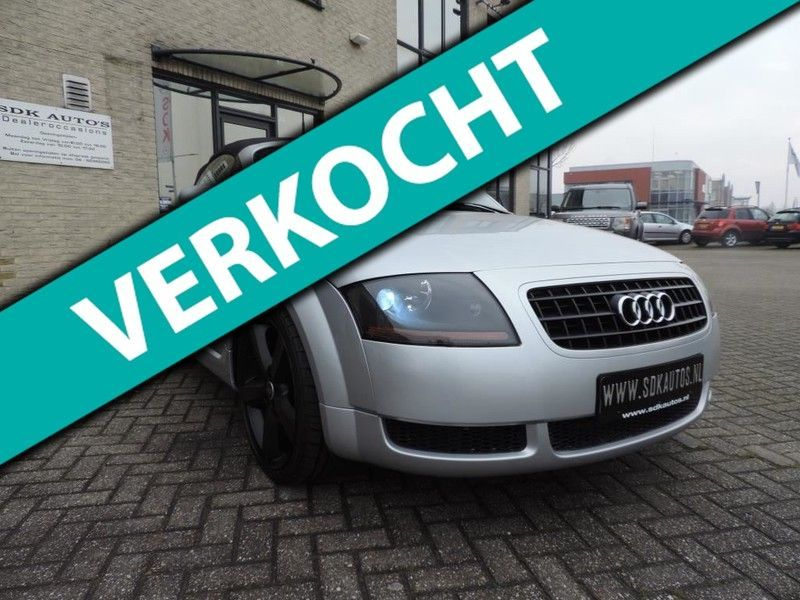 Audi TT Roadster 1.8 5V Turbo Youngtimer