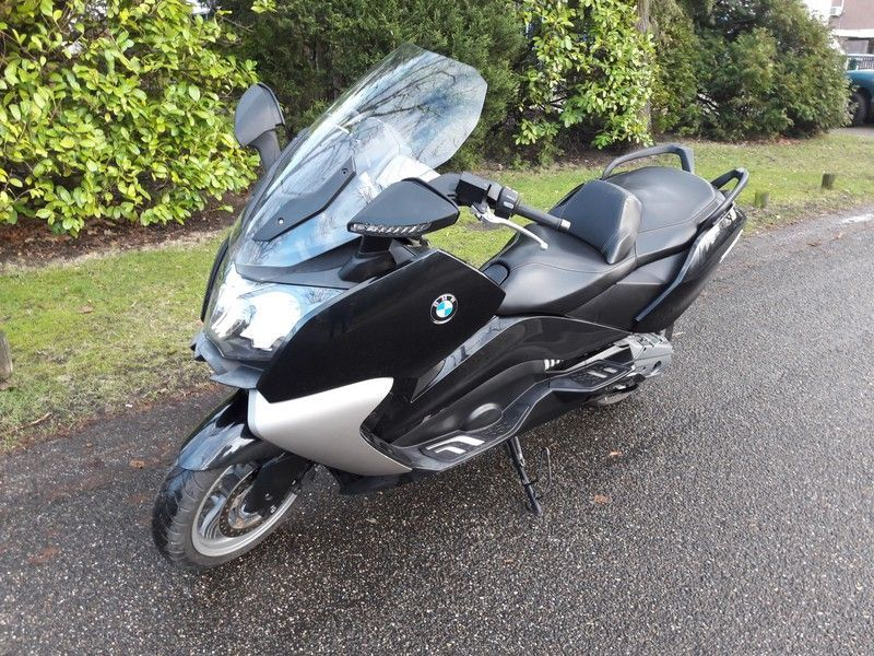 BMW Scooter C 650 GT occasion - Autobedrijf T. v.d. Burgt