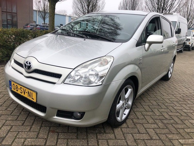 Toyota Corolla Verso occasion - Carshop Eindhoven B.V.