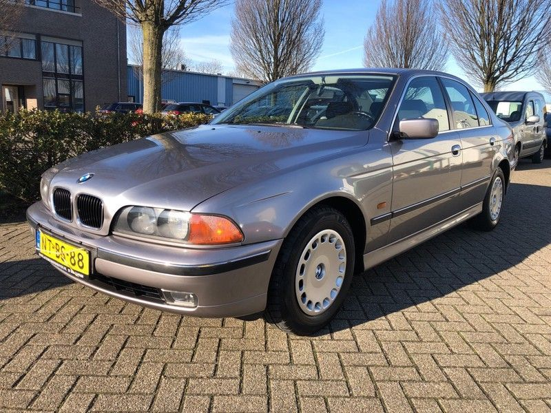 BMW 5 Serie occasion - Carshop Eindhoven B.V.