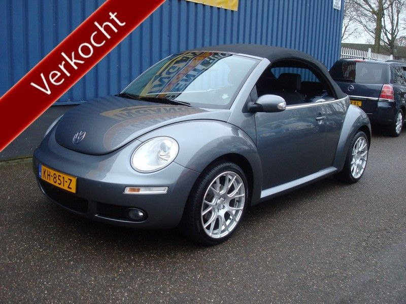 VW New Beetle occasion - Geldrops Occasion Centrum B.V.