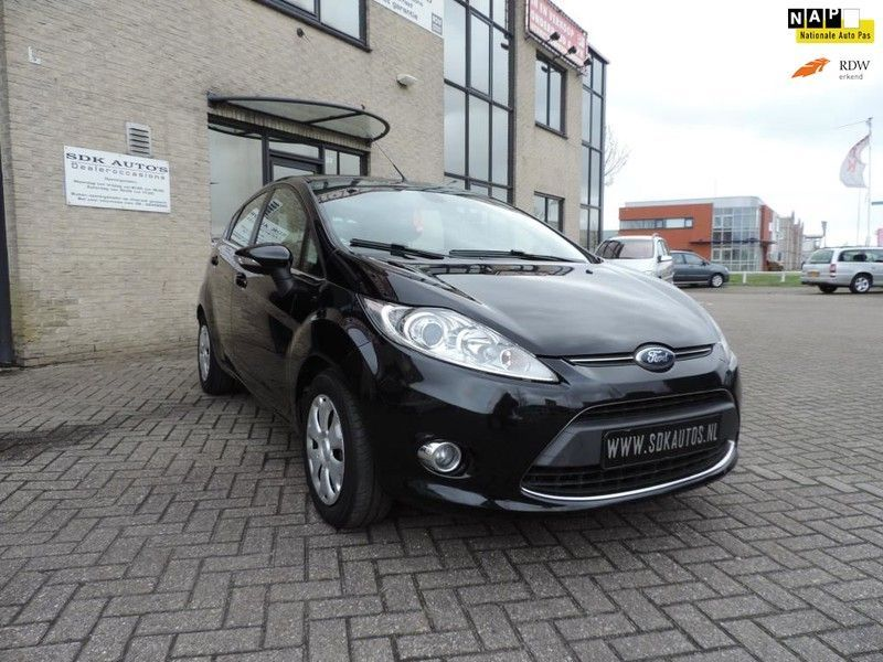 Ford Fiesta 1.6 TDCi ECOnetic Trend 5 deurs, cruisecontrol, airco/ecc, PDC...