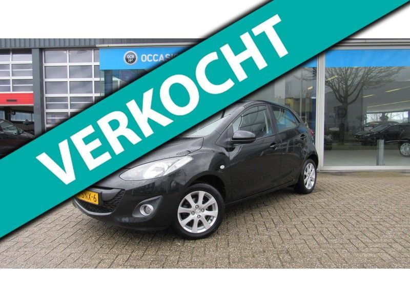 Mazda 2 occasion - Occasion Center Roosendaal