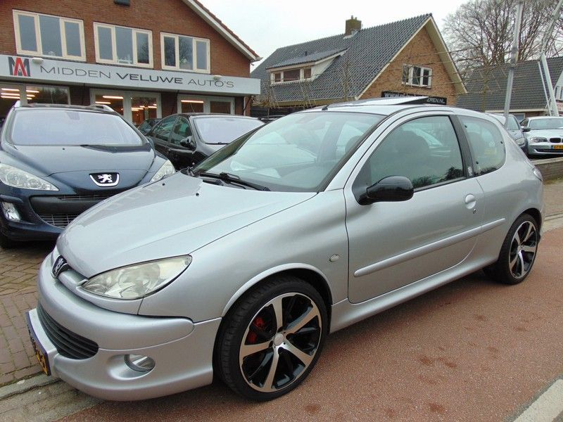Peugeot 206 occasion - Midden Veluwe Auto's