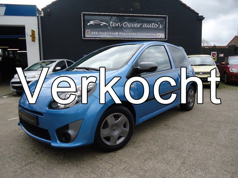 Renault Twingo occasion - Ten Oever Auto's