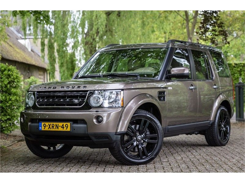 Land-Rover Discovery occasion - Bouman Auto's