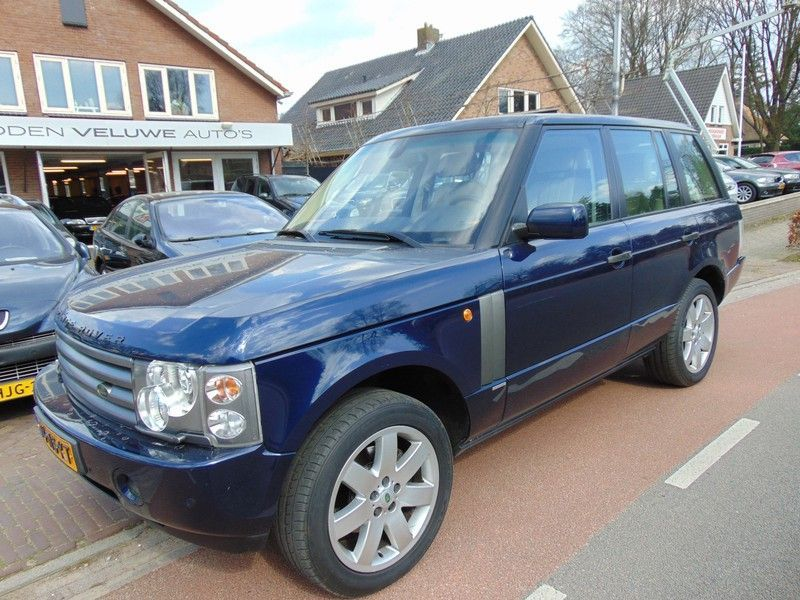 Land-Rover Range Rover occasion - Midden Veluwe Auto's