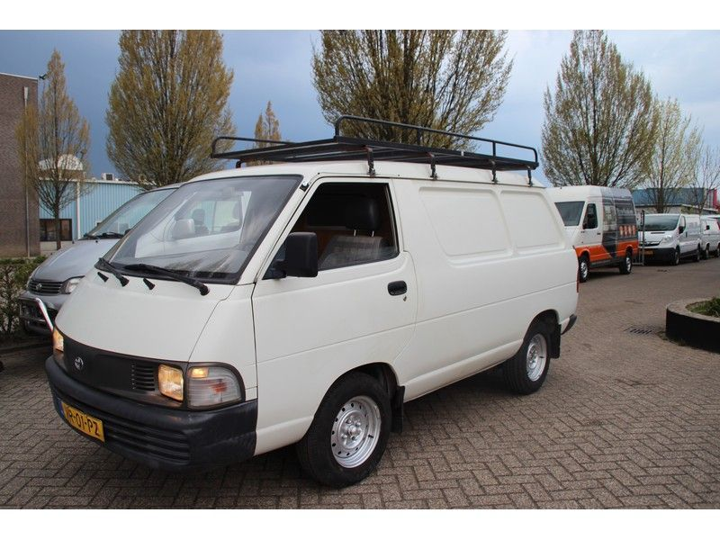 Toyota Lite-ace occasion - Carshop Eindhoven B.V.