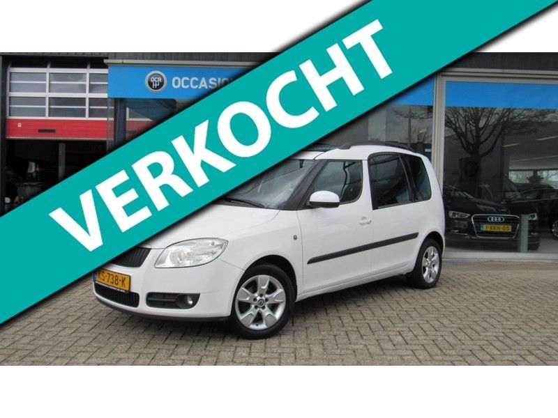 Skoda Roomster occasion - Occasion Center Roosendaal