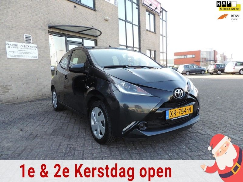 Toyota Aygo 1.0 VVT-i x-play Automaat, Airco, 37000km...
