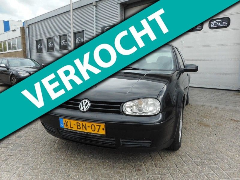 VW Golf occasion - Autohandel O.N.S.