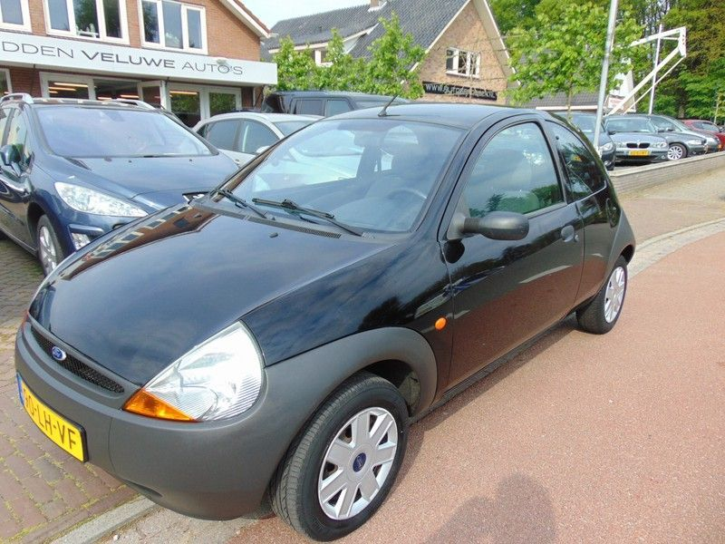 Ford Ka occasion - Midden Veluwe Auto's