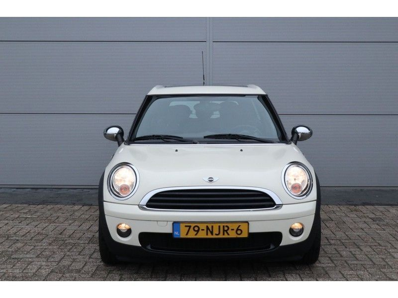 Mini Clubman 16 One 4 Nw Banden Cruise Pano Lm 17 2010