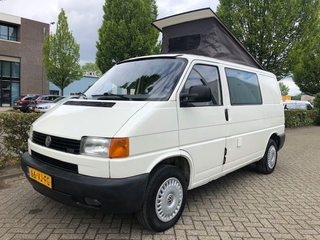 VW BESTEL 1,0 TDI 75 KW CAMPER / AIRCO / CRUISE CONTROL / APK TOT 05-2020 occasion - Carshop Eindhoven B.V.