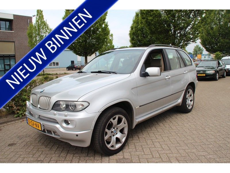 BMW X5 occasion - Carshop Eindhoven B.V.